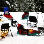 Aktivitetshjelpemidler-Vinterhjelpemidler