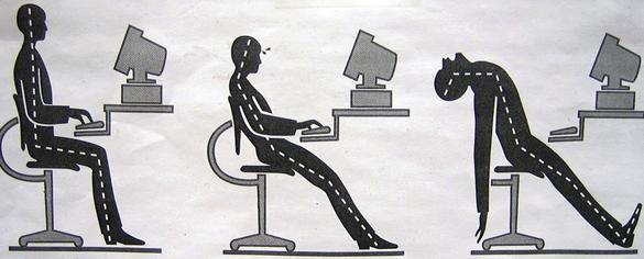 Ergonomi på arbeidsplassen | Hjelpemiddelmagasinet Ergostart