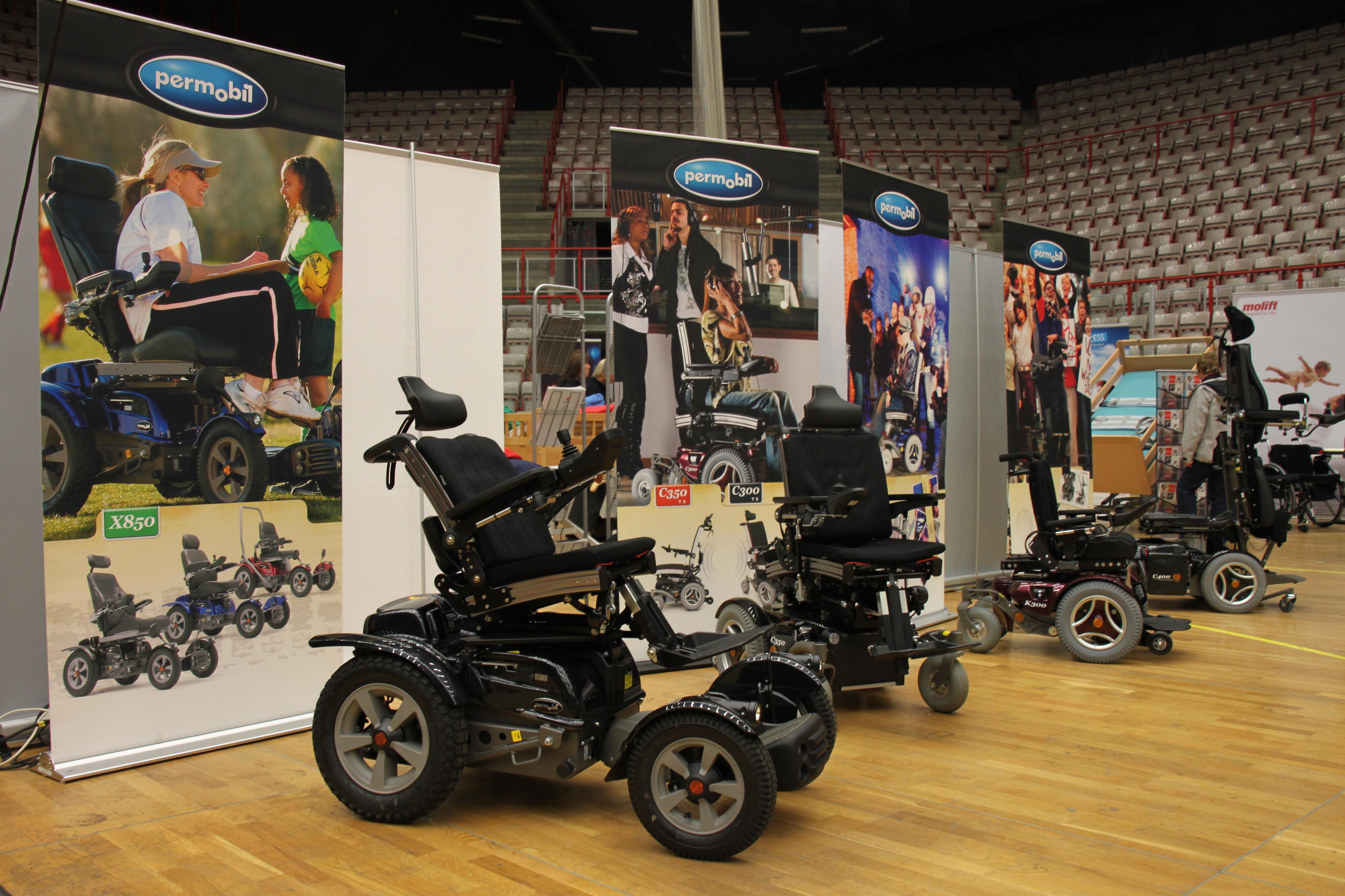 Hjelpemiddelmesse Vestlandet 2011
