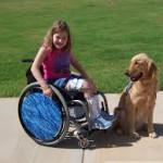 Manuell rullestol for funksjonshemmede