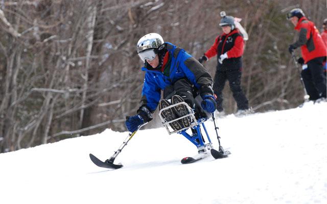 Vinterhjelpemidler Aktivitetshjelpemidler