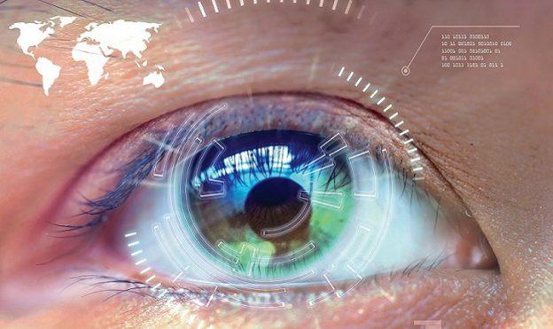 Beskytt øynene med 20-20-20-metoden