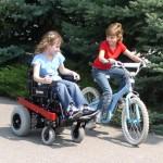 Elektriske rullestoler hjelpemidler
