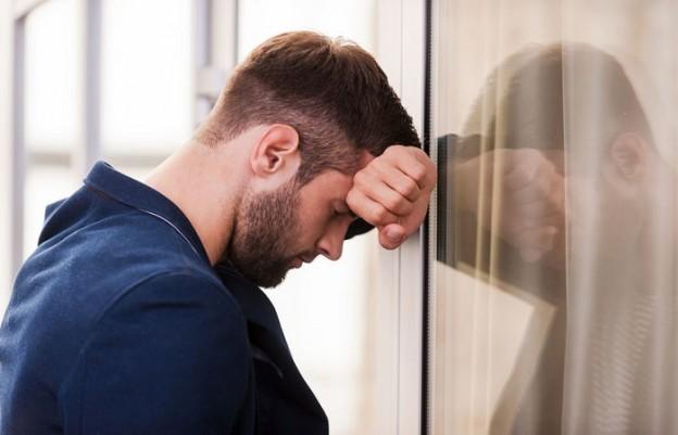 Ereksjonsproblemer av depresjon