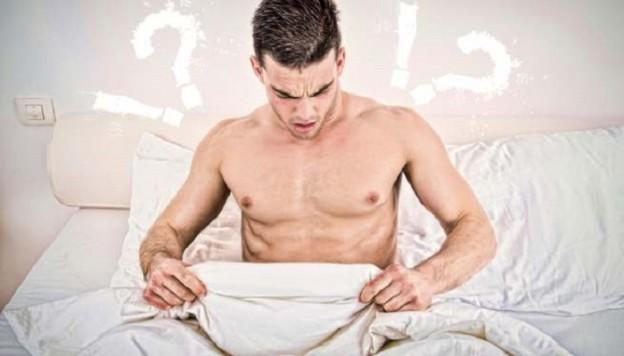 Ereksjonsproblemer av steroider