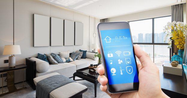 Et smart-hjem vil gjøre livet enklere