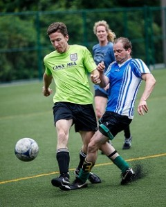 Fotball en sport for alle mennesker