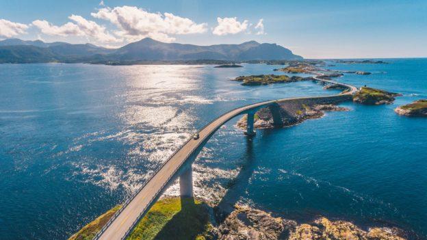 Gode tips og hjelpemidler til Norgesferien med bil