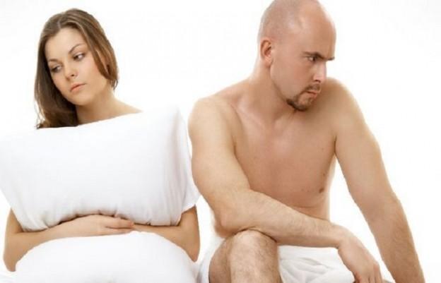 Grunner til ereksjonsproblemer?