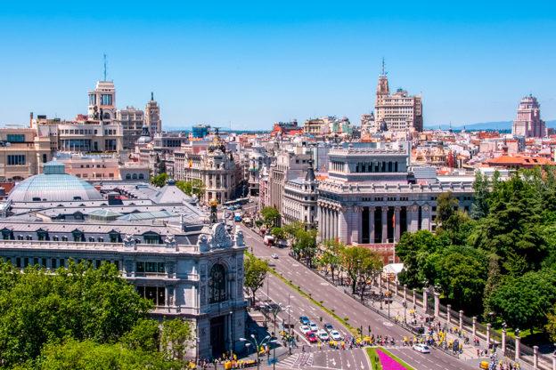Opplevelser Madrid