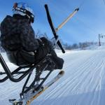 Aktivitetshjelpemidler - Sitski - Vinteraktivitetsutstyr